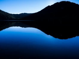 INNES Reflection on Helen MacKenzie Lake